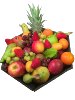 "<font SIZE =""3""><b>Corbeille de fruits frais, minimum 10 personnes"